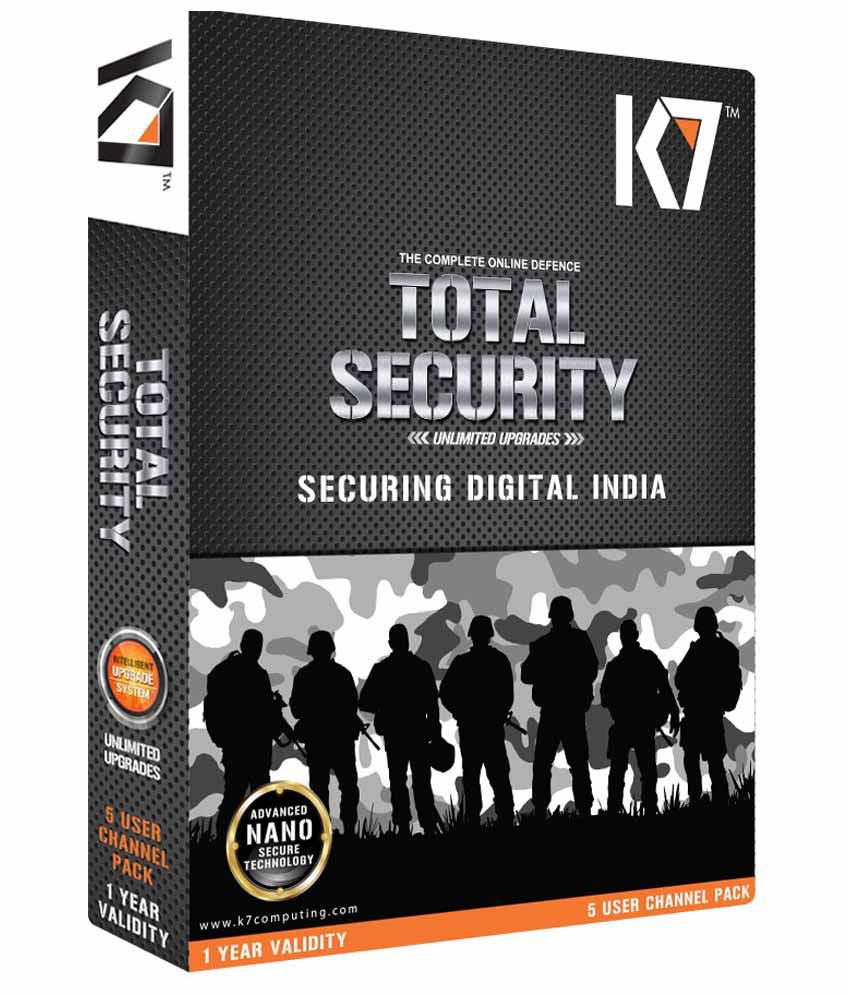K7 Total Security